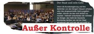 Bundestag ausser Kontrolle 0